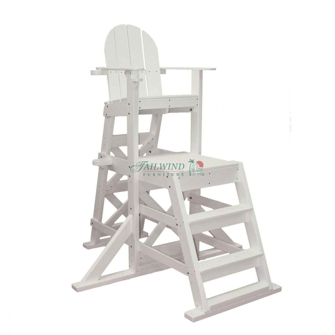 "MLG 525 Medium Lifeguard Chair (front ladder) - 62""L x 59""W x 70""H