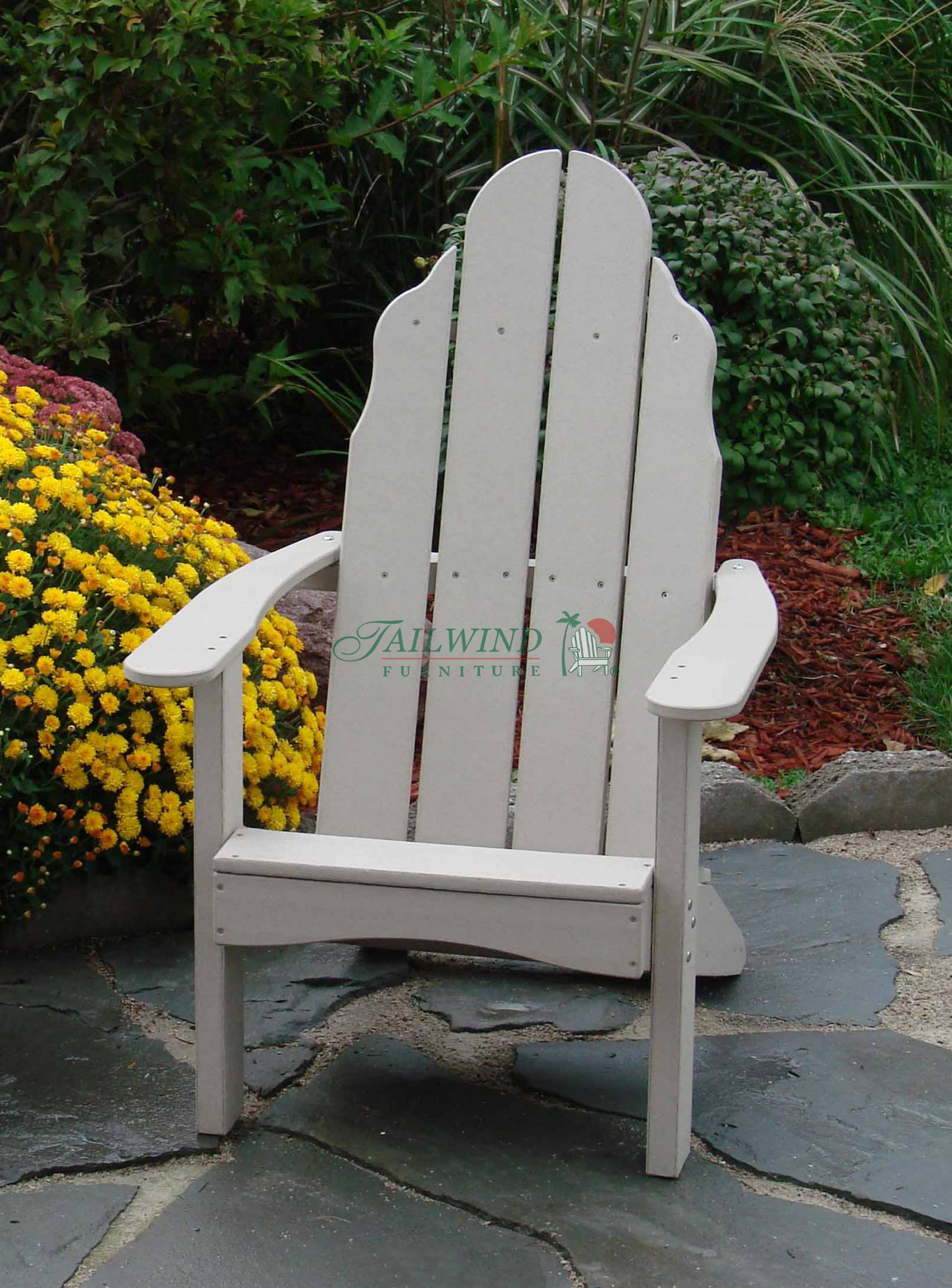 "AD 200 Traditional Adirondack Chair  - 36""L x 28""W x 43""H