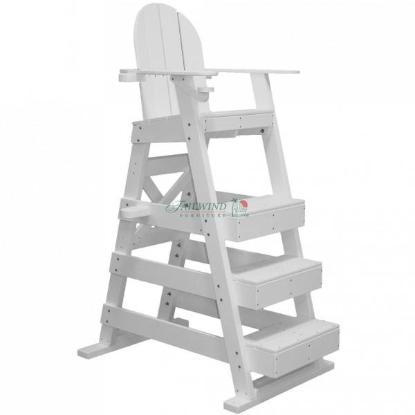"LG 515 Lifeguard Chair  43'L x 30""W x 70""H