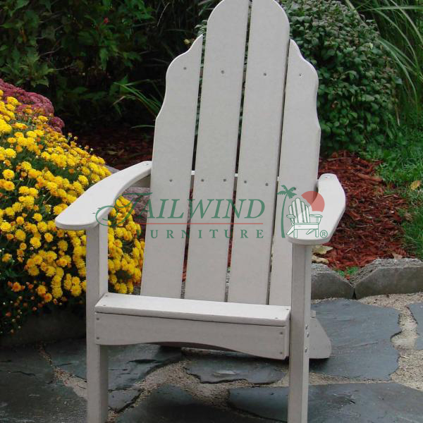 "AD 200 Traditional Adirondack Chair  36""L x 28""W x 43""H