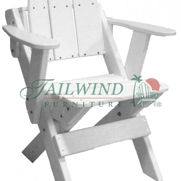 DC 365XAR Dining Chair w/arms
