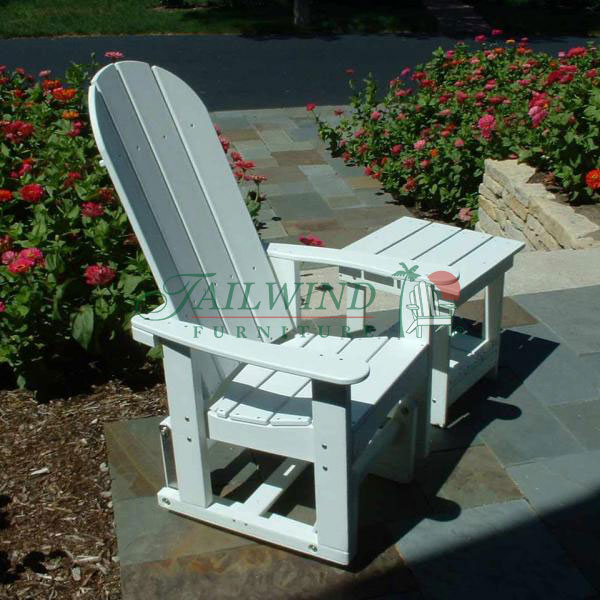 "GL 415 Round Back Glider  36""L x 28""W x 43""H
