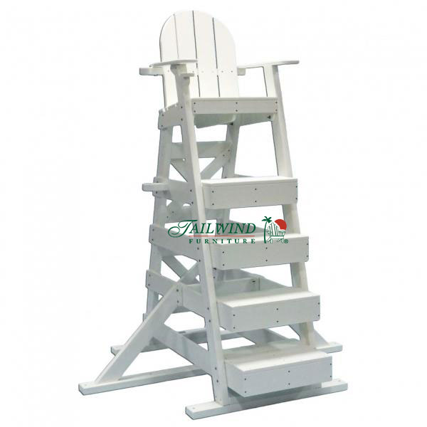 "LG 517 Lifeguard Chair 49""L x 66""W x 82""H