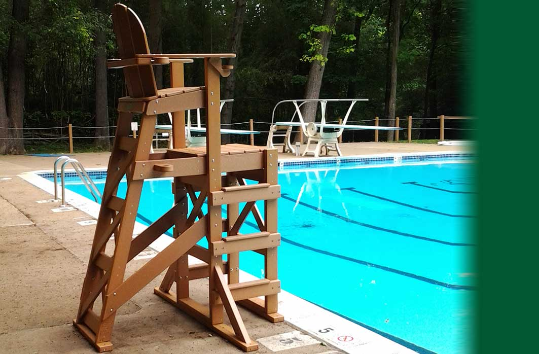 Tailwind Furniture Lifeguard Chairs