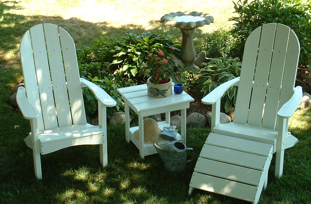 Tailwind Furniture Adirondack Style Chairs