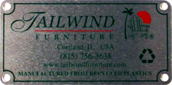 The Tailwind Furniture Tag